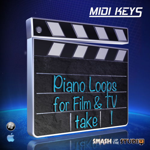 Pay for MIDI Keys: Piano Loops For Film & TV