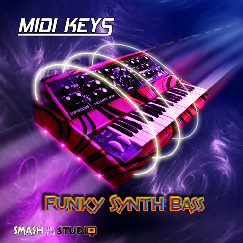 Pay for MIDI Keys: Funky Synth Bass
