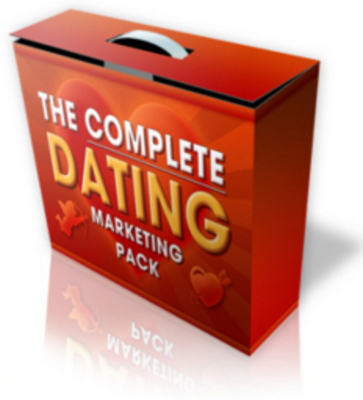 Pay for The Complete Dating Marketing Pack (PLR)