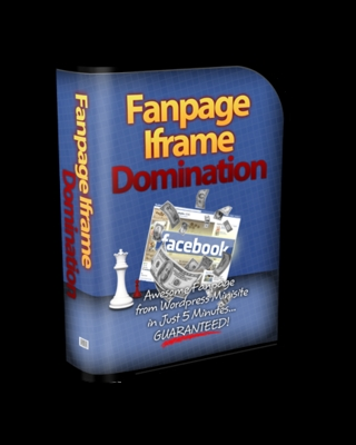 Pay for Fan Page i-Frame Domination Software