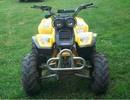 Thumbnail 1997 Yamaha YFM350X Warrior ATV Service Repair Workshop Manual DOWNLOAD