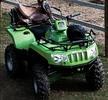 Thumbnail 2010 Arctic Cat 450 ATV Service Repair Workshop Manual DOWNLOAD