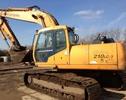 Thumbnail Hyundai R210LC-3 Crawler Excavator Service Repair Workshop Manual DOWNLOAD