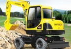 Thumbnail Hyundai R55W-7 Wheel Excavator Service Repair Workshop Manual DOWNLOAD