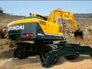 Thumbnail Hyundai R140W-9S Wheel Excavator Service Repair Workshop Manual DOWNLOAD