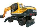 Thumbnail Hyundai R180W-9S Wheel Excavator Service Repair Workshop Manual DOWNLOAD