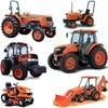Thumbnail KUBOTA TL500 Tractor Loader Parts List Manual DOWNLOAD