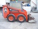 Thumbnail Thomas T-133, T-103 Skid Steer Loader Service Repair Workshop Manual  DOWNLOAD