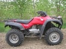 Thumbnail 2004-2007 Honda TRX400FA, TRX400FGA Fourtrax Rancher ATV Service Repair Workshop Manual Download (2004 2005 2006 2007)