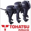 Thumbnail Tohatsu Outboards 2-Stroke 3 & 4 Cylinder Outboard Service Repair Manual