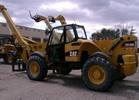 Thumbnail Caterpillar Cat TH560B Telehandler Operation and Maintenance Manual DOWNLOAD