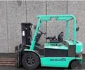 Thumbnail Mitsubishi FB30K PAC, FB35K PAC Forklift Trucks Service Repair Manual