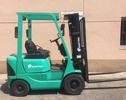 Thumbnail Mitsubishi FD15K FC, FD18K FC, FG15K FC, FG18K FC Forklift Trucks Chassis and Mast Service Repair Manual