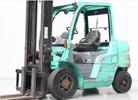 Thumbnail Mitsubishi FD40N FD45N FD50CN FD50N FD55N Forklift Trucks Service Repair Manual