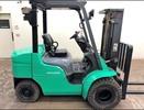 Thumbnail Mitsubishi FG20HN Forklift Trucks (Gasoline Engine) Service Repair Manual