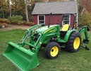 Thumbnail John Deere 4105 Compact Utility Tractor Service Technical Manual(TM102419)