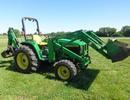 Thumbnail John Deere 4500, 4600, 4700 Compact Utility Tractors Service Technical Manual(TM1679)