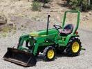 Thumbnail John Deere 670, 770, 790, 870, 970, 1070 Compact Utility Tractors Service Technical Manual(TM1470)