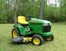 Thumbnail John Deere GX255, GX325, GX335, GX345 Garden Tractor Service Technical Manual(TM1973)