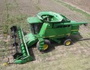 Thumbnail John Deere 200 & 900 Series Cutting Platforms, 40 & 90 Series Corn Heads, 50 & 50A Series Row Crop Heads Service Technical Manual(TM1581)