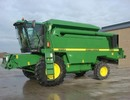 Thumbnail John Deere 2254, 2256, 2258, 2264, 2266 Combines Service Technical Manual(TM4544, TM4594,TM4616)