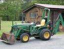 Thumbnail John Deere 2000 Series Tractors Service Repair Manual (SM2036)