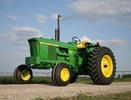 Thumbnail John Deere 4000 Series Tractors Service Repair Manual (SM2039)