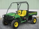 Thumbnail John Deere XUV 850D Gator Utility Vehicle Service Technical Manual(TM1737)
