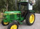 Thumbnail John Deere 1640, 1840, 2040, 2040S Tractors Service Technical Manual(TM4363)