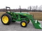 Thumbnail John Deere 2155, 2355N, 2355, 2555, 2755, 2855N, 2955, 3155 Tractors Service + Operation and Tests Technical Manual(TM4436)