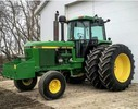 Thumbnail John Deere 4055, 4255, 4455 Tractors Operation & Tests Technical Manual(TM1459)