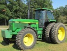 Thumbnail John Deere 4650, 4850 Tractors Service Repair Technical Manual(TM1354)