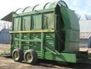 Thumbnail John Deere 200, 300 Stack Wagons Service Technical Manual(TM1110)