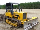 Thumbnail John Deere 350C, 350D Crawler Bulldozer & 350C, 355D Crawler Loader Service Technical Manual(TM1115)