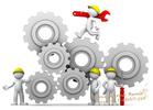 Thumbnail John Deere 810, 812, 812SH, 814, 814SH, 816, 816SH, 818, 820 Cutting Platforms, 483, 583, 683 Corn Heads Service Technical Manual(TM4468)