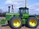 Thumbnail John Deere 8430 & 8630 Tractors Service Technical Manual(TM1