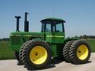 Thumbnail John Deere 8440, 8640 Tractors Service Repair Technical Manual(TM1199)