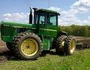 Thumbnail John Deere 8450, 8650, 8850 Tractors Service Technical Manual(TM1256)