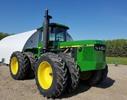 Thumbnail John Deere 8450, 8650 Tractors Service Technical Manual(TM1355)