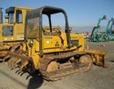 Thumbnail John Deere 550A Crawler Bulldozer, 555A Crawler Loader Service Technical Manual(TM1292)