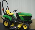 Thumbnail John Deere 2210 Compact Utility Tractor Service Technical Manual(TM2074)
