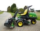 Thumbnail John Deere 2500, 2500A, 2500E Professional Greens Mower Service Technical Manual(TM1757)