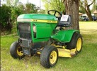 Thumbnail John Deere 316, 318, 420 Lawn and Garden Tractors Service Technical Manual(TM1590)