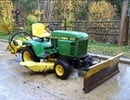 Thumbnail John Deere 322, 330, 332, 430 Lawn and Garden Tractors Service Technical Manual(TM1591)