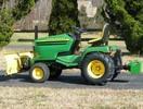 Thumbnail John Deere 325, 335, 345 Lawn & Garden Tractors Service Technical Manual(TM1760)