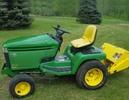 Thumbnail John Deere 325, 345 Lawn & Garden Tractors Service Technical Manual(TM1574)