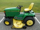 Thumbnail John Deere 425, 445, 455 Lawn & Garden Tractors Service Technical Manual(TM1517)