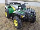 Thumbnail John Deere 500, 650, 650EX, 650EXT Trail Buck Utility ATV Service Technical Manual(TM2160)