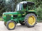 Thumbnail John Deere 840, 940, 1040, 1140 Tractors Service Technical Manual(TM4353)