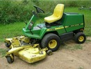 Thumbnail John Deere F710, F725 Front Mowers Service Technical Manual(TM1493)